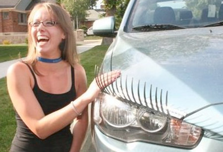 اگر طراحان خودرو زن بودن ( عکس طنز)