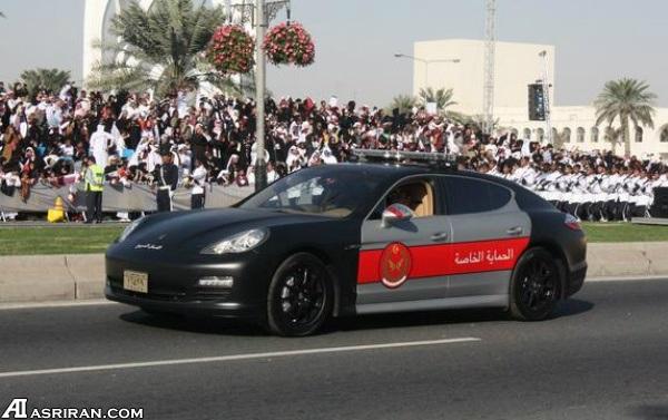 گران قیمت ترین ماشین های پلیس در جهان + عکس