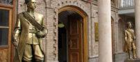 خانه مشروطه یکی از بناهای زیبای تبریز + تصاویر