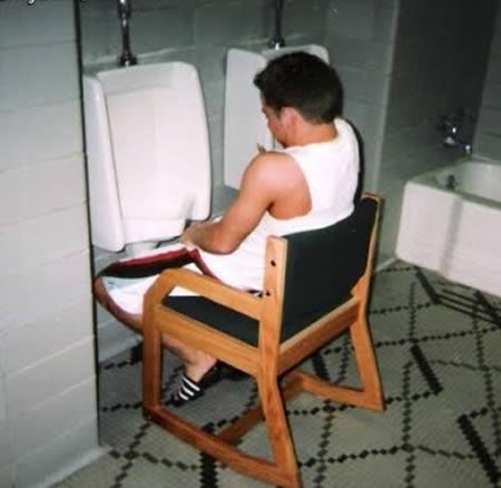 عکس بسیار خنده دار از آدم های تنبل