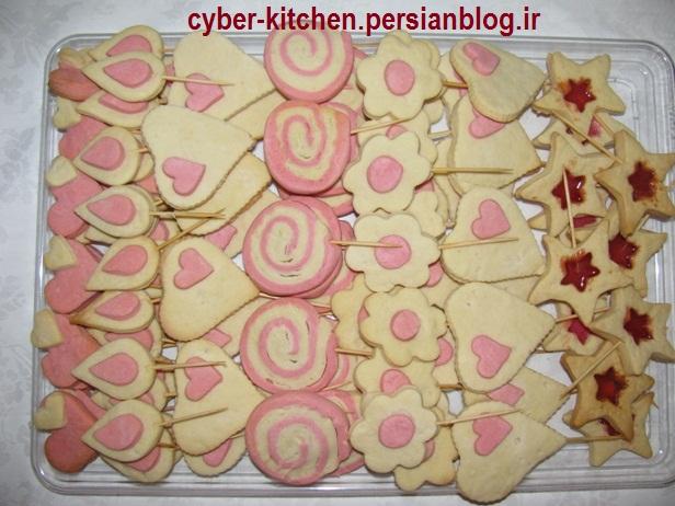 آموزش طرز تهیه شیرینی نخودچی (3)