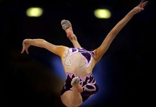 عکس های خنده دار ورزشی