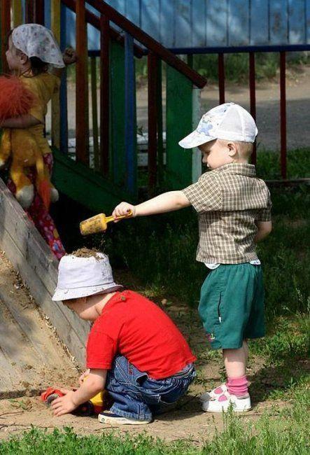 عکس های دیدنی بامزه از کودکان