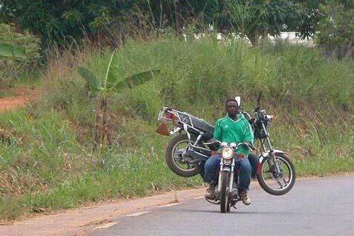 عکس های خنده دار و دیدنی در جاده ها