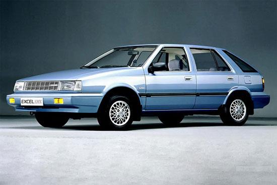 سیر تکامل خودروهای هیوندای + تصاویر