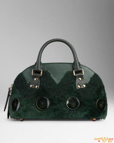 مدل های جدید کیف زنانه برند Burberry