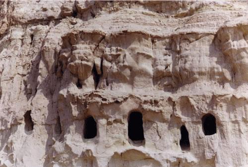 عکس هایی از معماری عجیب غار خربس