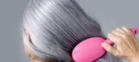 دلیل سفید شدن مو در سن جوانی چیست ؟