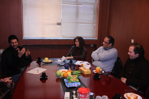 عکس های جدید از حامد بهداد (5)