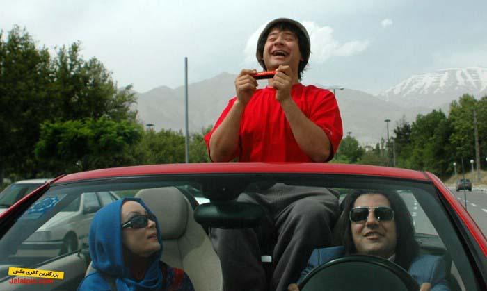 عکس های علی صادقی بازیگر طنز