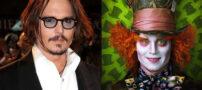 تغییر قیافه باورنکردنی بازیگران هالیوود در فیلم ها