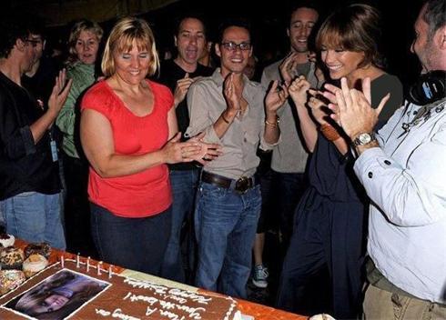 جشن تولد جنیفر لوپز (عکس)