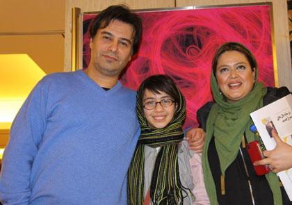 عکس های دیدنی از زوج های هنرمند ایرانی