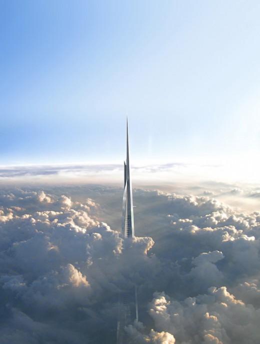 عکس هایی جالب از بلندترین برج دنیا