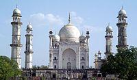 تصاویر مقبره بیبی کا در هند