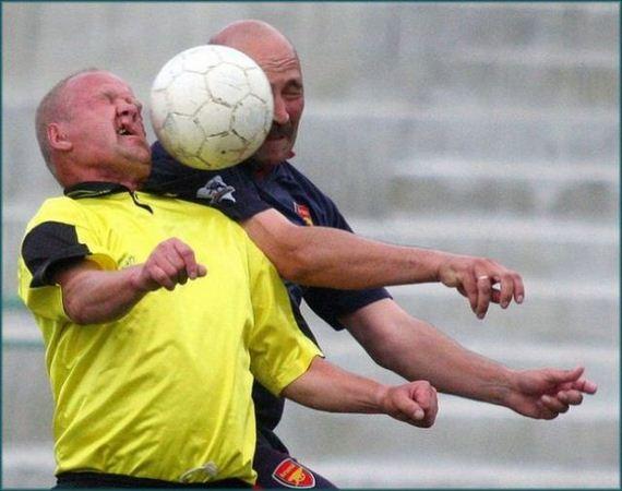عکس های خنده دار و جالب از سوتی های ورزشی (4)