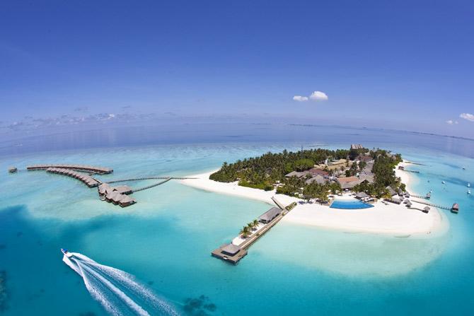 عکس های زیبا و دیدنی از جزایر مالدیو