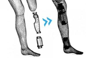 ساخت نسل متفاوتی از اندامهای مصنوعی