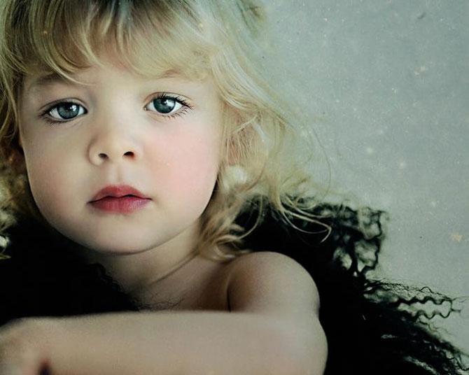 عکس های بچه دختر ناز و خوشگل (2)