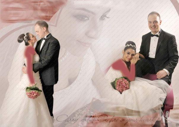 مدل های بسیار زیبای عکاسی عروس و داماد