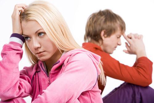 دلایل بهم زدن رابطه ی عاشقانه توسط آقایان