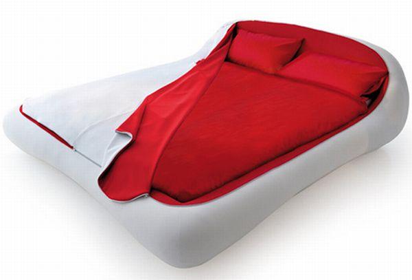 یک مدل تختخواب جالب و مدرن (عکس)