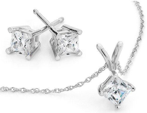 مدل نیم ست جواهرات - جدید