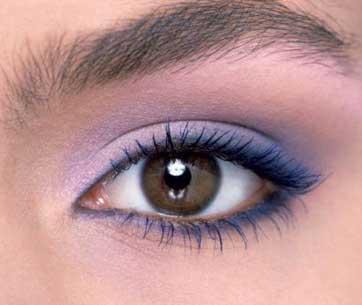 مدل های جدید آرایش چشم و ابرو