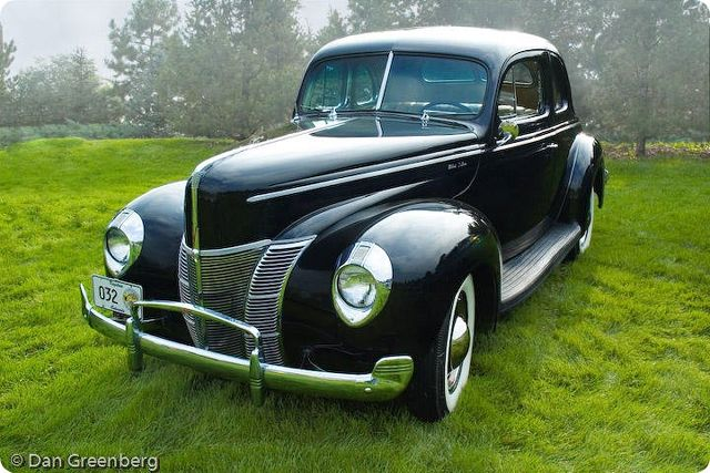 عکس های ماشین های کلاسیک زیبای قدیمی