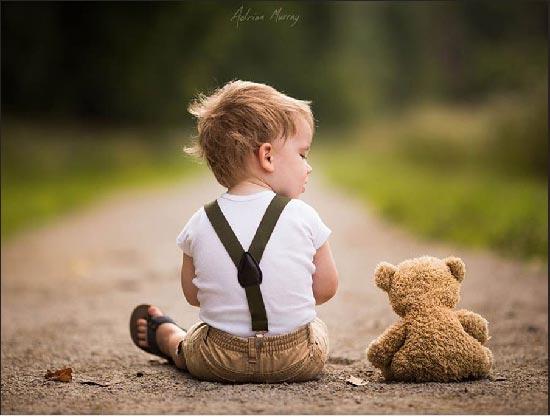 عکسهای ناز بچه های دوست داشتنی (2)