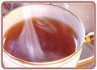 چای داغ سرطان زاست