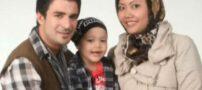 یوسف تیموری و همسرش + عکس