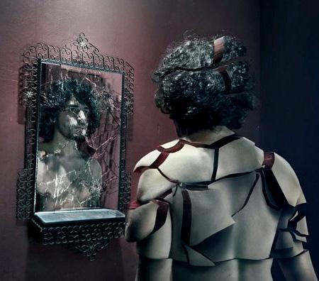 خلق تصاویر سه بعدی بسیار زیبا با فوتوشاپ