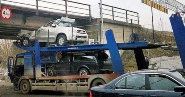 عکس هایی از تصادف های عجیب و خنده دار