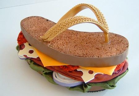 خنده دار ترین مدل های کفش زنانه جهان (عکس)