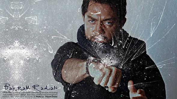 عکس های جدید از بهرام رادان (5)