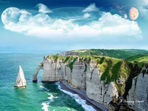عکس های گرافیکی زیبا با موضوع طبیعت