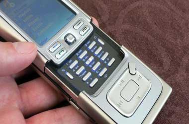 بررسی دقیق گوشی 91 NOKIA N