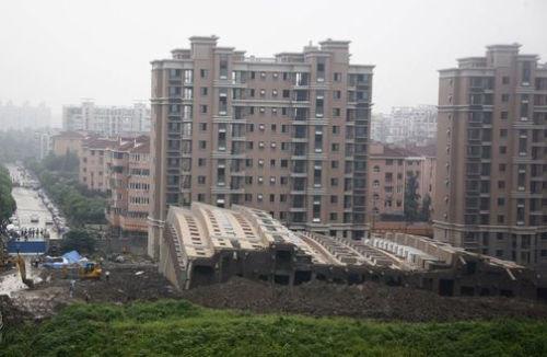 ساختمان سازی از نوع چینی (عکس)