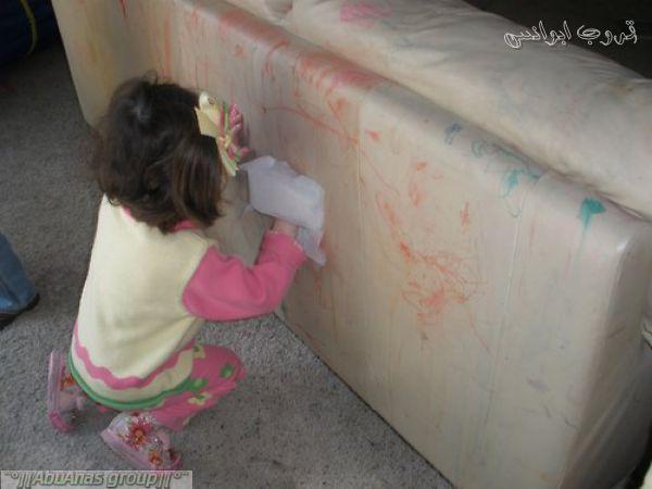 عکس های باحال از شیطنت های کودکان