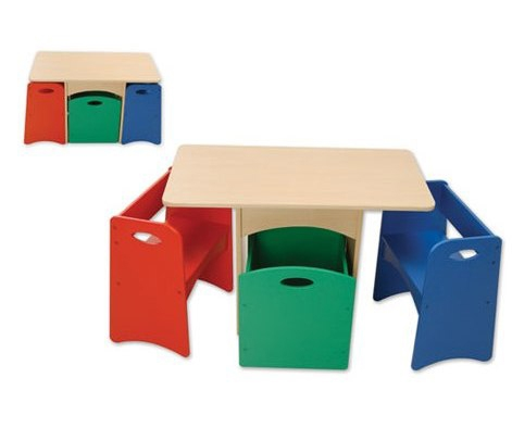مدل های میز و صندلی زیبا مخصوص کودکان