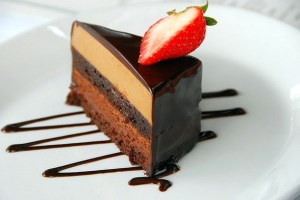 با خوردن دسر شیرین لاغر شوید