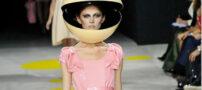 عکس های عجیب ترین کلاه های دنیا