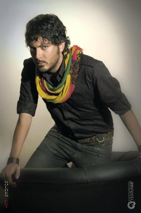 عکس های جدید نیما شاهرخ شاهی