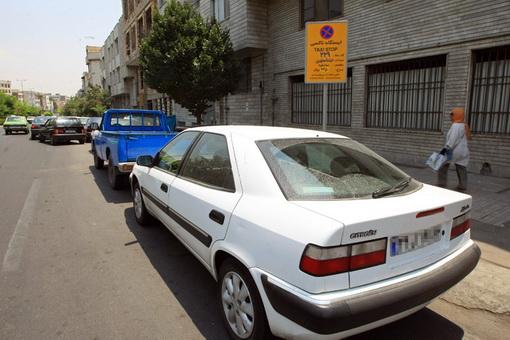 تصاویر تخلفات رانندگی برخی ایرانیان در سطح شهر