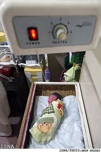 عکسهای جالب تولد نوزاد با عمل جراحی سزارین