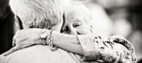 داستان عاشقانه پیر مرد