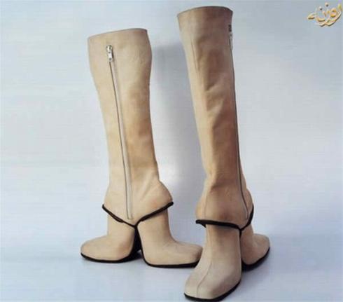 جالب ترین مدل های کفش در دنیا (2)
