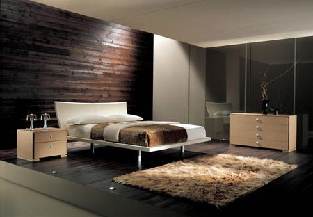دکوراسیون بسیار زیبای اتاق خواب