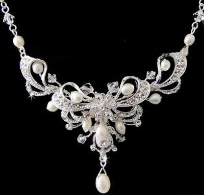 مدل سرویس طلا و جواهرات عروس
